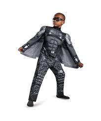 Captain America The Winter Soldier Falcon Classic Muscle Boys Costume