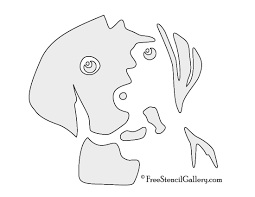 Pumpkin Carving Outlines Printable by 6 Best Images Of Printable Dog Pumpkin Patterns Dog Pumpkin