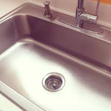 make it shine how to clean your stainless steel sink stainless