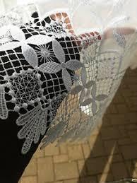 gardinen vorhänge plauener spitze fürs wohnzimmer günstig
