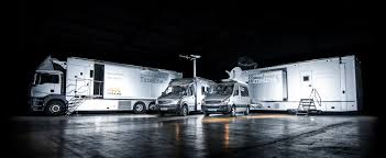 100 Production Truck Outside Broadcasts Timeline Television Ltd