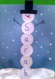Winter Unit Paper Plate Snowmanwinter Crafts For Preschoolersmitten Craftshow To Make A Snowflake