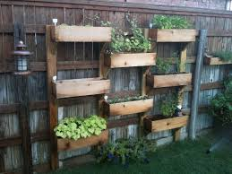 DIY Planter Box In The Wall