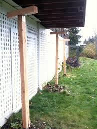Wire Trellis On Brick Wall Home Design Ideas