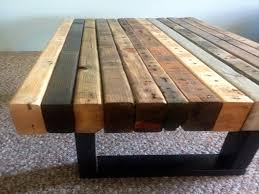 Pallet Wood Coffee Table Fresh Diy Wooden Quick Woodworking Projects