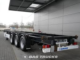 Krone 20 Ft - 30 Ft - 40 Ft Semi-trailer €9900 - BAS Trucks