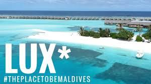 100 Maldives Lux Resort South Ari Atoll Drone Shots May 2018