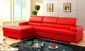 Wayfair Modern Sectional Sofa by Furniture Awesome Huk Lai Sofas Red Sofa Cheap Leather Sectional