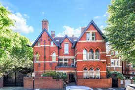 100 Vicarage Designs Former With GothicInspired Exterior For Sale In Chiswick