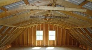 Pole Barn Roof Truss Designs Tam Lapp Construction LLC