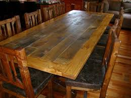 Rustic Dining Room Images by Ideas For Rustic Dining Room Tables Small Rustic Dining Room