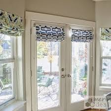 French Country Kitchen Curtains Ideas by Captivating French Country Roman Shades And French Country Kitchen