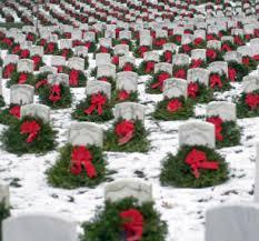 Veterans Remembered Christmas Tree Ornament
