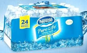 Water Case Hot Free Bottles Nestle Two Cases Costco Price
