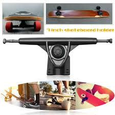 100 Downhill Longboard Trucks 1 Pair 725inch Skateboard Truck Truck Electrical Skateboard Parts Aluminium Alloy Bracket For Dance Skate