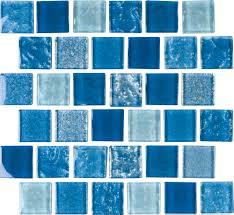 Pool Waterline Tiles Sydney by Soleil Cleo Blue 1