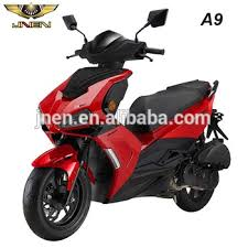 ZNEN FANTASY 125CC New Sport Design Best Motorcycle Gas Scooters For Adults With CE EEC DOT