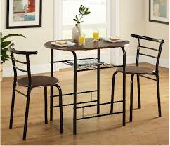 Pub Dining Set 3 Piece Table And Chairs Breakfast Kitchen