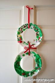 Easy Handwork For Children Fresh 225 Best Christmas Crafts Preschool Images On Pinterest
