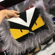 monster fur handbags promotion shop for promotional monster fur