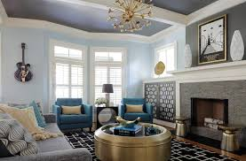 lovely light blue walls in living room 21 with additional what
