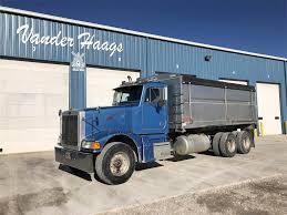 100 Tandem Grain Trucks For Sale 1992 Peterbilt 377 Axle Farm Truck Caterpillar 3406B