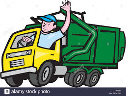 Garbage Truck Driver Waving Cartoon Stock Photo: 103055405 - Alamy Amazoncom Ggkg Caps Cartoon Garbage Truck Girls Sun Hat Waste Collection Rubbish Stock Illustration Garbage Truck Cartoons For Children Cars Kids Cartoon Google Search Birthday Party Ideas And Collector Flat Style Colorful Decorative Fabric Shower Curtain Set Red Isolated On White Background Side View Vector Toy Royalty Highquality Women Zipper Travel Kit Canvas Trucks