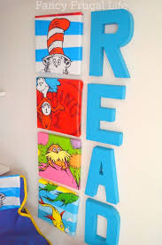 14 Stunning Classroom Decorating Ideas To Make Your Sparkle Library Seuss Themed Wall Display