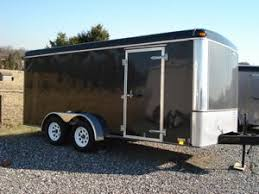 United 2005 BP 7 X 16 Cargo Enclosed Carhauler Landscape