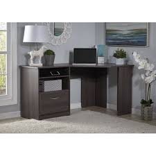 bush cabot corner desk in heather gray wc31715 03