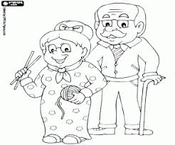 The Grandparents Of My Family