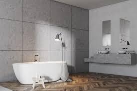 badezimmer alte fliesen mit neuen betonfliesen überkleben
