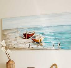 wandbild maritim bild strand