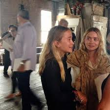 Olsens Anonymous Blog Instagram Spottings Mary Kate Ashley Olsen New
