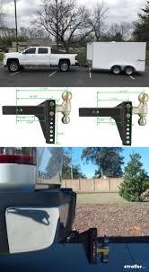 Channel Style Adjustable Ballmount - 2