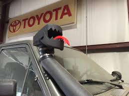 100 Snorkel Truck Cover By Magicstick Thingiverse