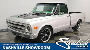 100 C10 Truck For Sale 1968 Chevrolet Restomod For Sale 63806 Motorious