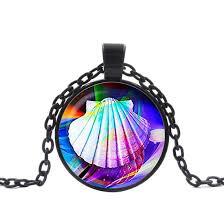 100 Sea Shell Design Amazoncom DOMESPACE Antique Style Fashion Jewelry