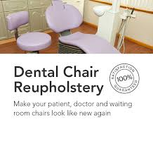 Dental Chair Upholstery Service by Home Australian Dental Engineering