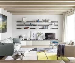 wohnzimmermöbel wohnwände skandinavisch wohnzimmer