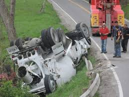 Overturned Truck On Ohio 26 Near Bethesda | News, Sports, Jobs - The ... Cement Truck Stock Photos Images Alamy Truck Crash On I64 At Lee Hall Kills The Driver Overturns In Bolobedu Letaba Herald Accident Gabriola British Columbia Canada Flips Over Roadway Vs Motorcycle Crash Howe St Pond Methuen Rolls Highway 224 Driver Taken Away By Tampines Cementmixer Charged Singapore Somehow No One Was Seriously Injured In This Wreck With A 5 Freeway Fully Reopens Gndale After Overturns Ktla 2nd Wreck One Week For Cement Company Young News