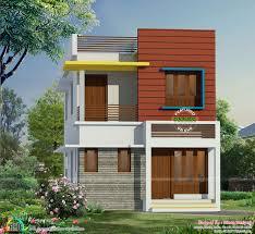 100 Contemporary Small House Design 1670 Sqft Contemporary Small House Kerala Home Design