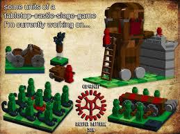 siege lego lego tabletop castle siege 01 by steam on deviantart