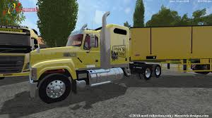 JORAN'S FARM MACK V2.01 FS17 - Farming Simulator 17 / 2017 Mod 8 Lug And Work Truck News Dirt 4 Codemasters Racing Ahead Need For Speed Most Wanted Traffic Semi Fire Flaming New Paint Semi Hauler Truck V10 The Best Farming Simulator 2017 Mods Krone Cat And Trailer By Eagle355th V2 Fs15 Euro Robocraft Garage Driver Game Downlaod From 9apps Download 18 Wheeler Game Images Hauling Part Of Wind Turbine Runs Off Bay County Road Smart Driving Games Best Driving Games For Free How To Get A Swat In Pc