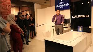 villeroy boch perkenalkan closet dan washtafel mulai harga