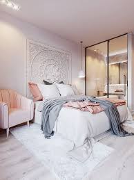 Beautiful Pink And White Bedroom Decorating Ideas 44 For Your Home Interior Decoration With