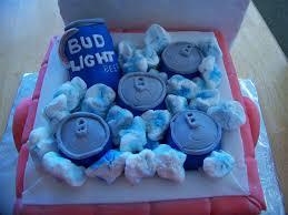 Bud Light Cakes – Decoration Ideas