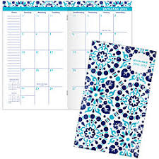 AT A GLANCE Fashion Monthly Pocket Planner 3 14 x 5 34 Macedonia