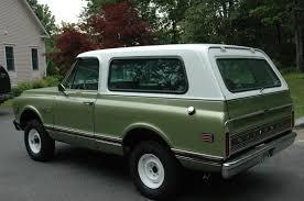 100 1972 Chevy Truck 4x4 K5 Blazer CST Vintage Mudder Reviews Of Classic