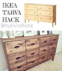 Ikea Trysil Dresser Hack by Best 25 Ikea Dresser Hack Ideas On Pinterest Ikea Furniture